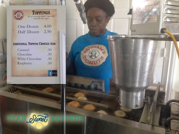 Brigham's Donuts