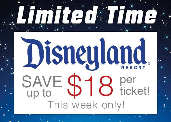 Disneyland Deal