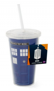 Doctor Who Tumbler Cup