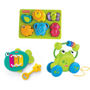 Fisher-Price Growing Baby- 12 Month Gift Set
