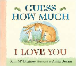 Guess How Much I Love You Board Book for $3.63