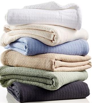 Lauren Ralph Lauren Classic Cotton Blanket