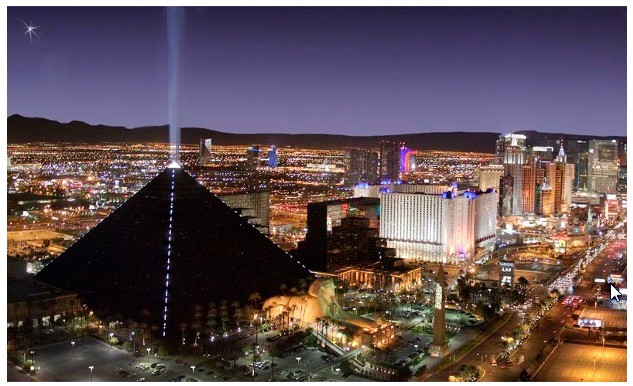 Luxor Hotel and Casino - Las Vegas