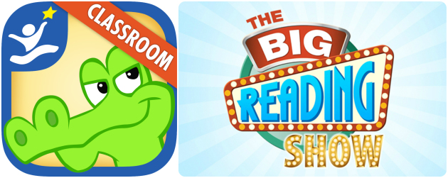 FREE APP! The Big Reading Show Classroom Edition – Preschool Games