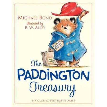 The Paddington Treasury Six Classic Bedtime Stories About the Bear from Peru