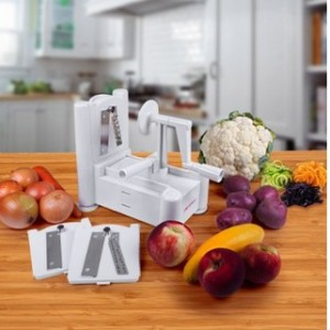 Vegetable and Fruit Peeler & Spiral Cutter