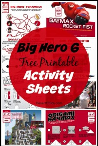 desert chica free printable activity sheets