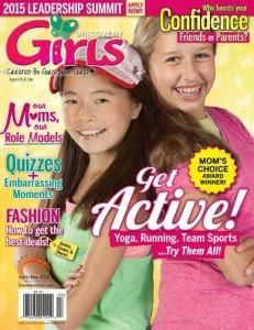 discovery girls magazine