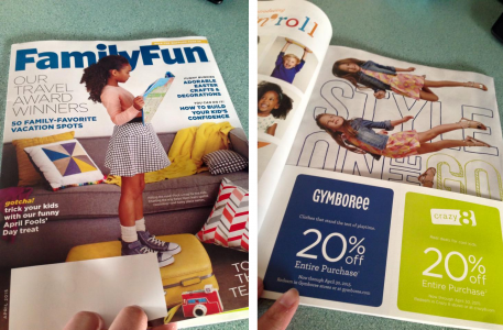 family fun gymboree and crazy 8 20 off code