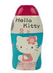 free hello kitty shampoo