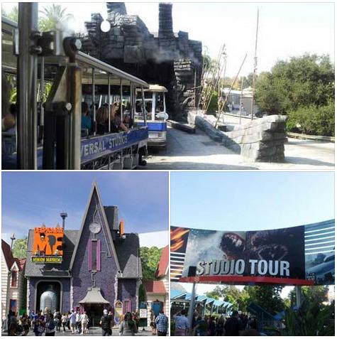 getaway today universal studios