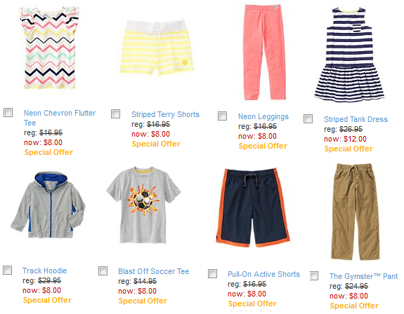 gymboree hop n roll collection