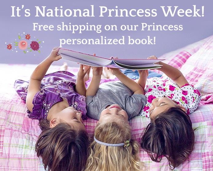 i see me national princess week