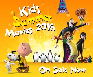 kids summer movies 2016 Larry H Miller Megaplex Theatres 10 for $10