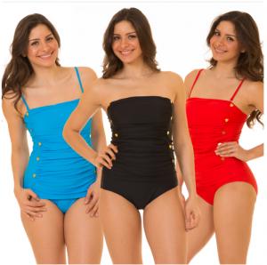 one peice swim suit
