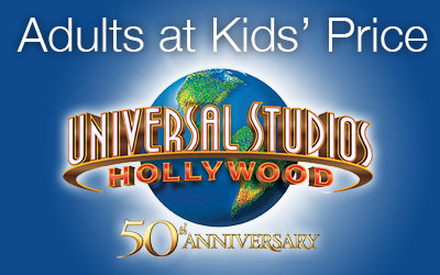 universal studios adults at kids prices