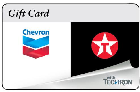 Chevron Card
