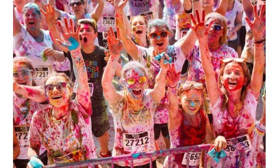 Color Me Rad 5K Registration