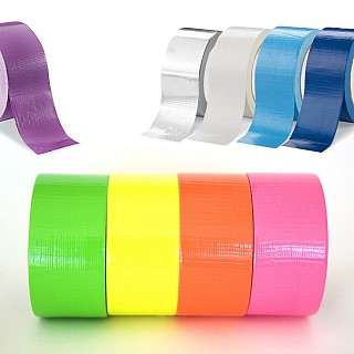 Colored Duct Tape - 9 Colors