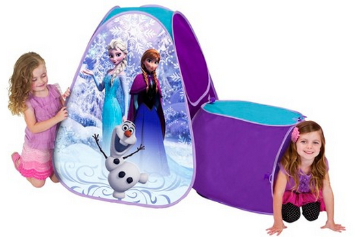 Frozen playhut