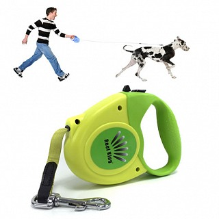 Reel King Retractable Dog Leashes