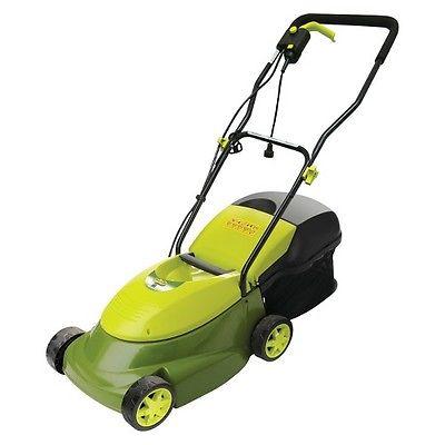 Sun Joe Electric Lawn Mower - Green 14