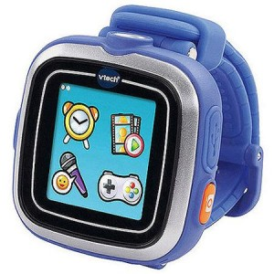 VTech Kidizoom Smartwatch in Blue, Green, Pink, and White