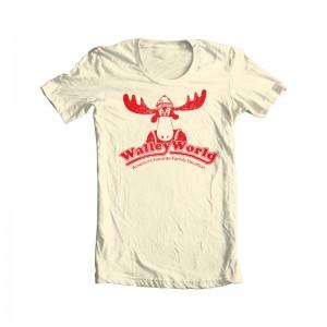 Walley World Theme Park  t-shirt