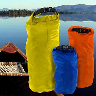 Waterproof Nylon Dry Sacks - Small Medium or Large