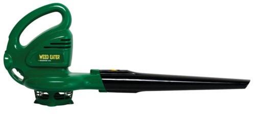 Weed Eater Poulan WEB160 7.5 Amp 160 MPH Electric Light Handheld Leaf Blower