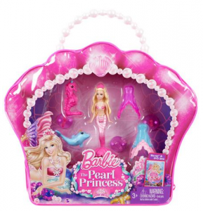 barbie and the pearl princess case