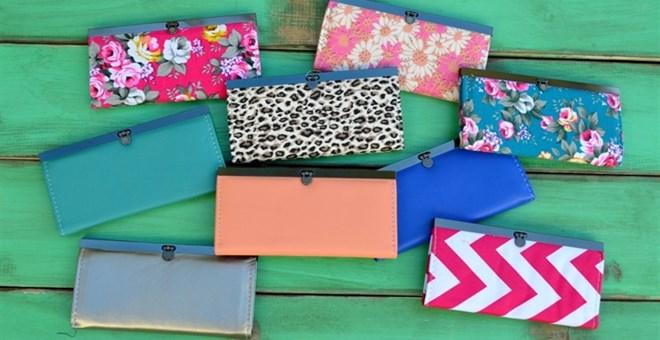 clutch wallets