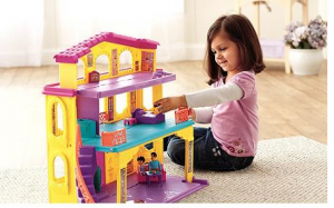 dora and me doll house