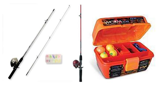 Get out fish value bundle utah sweet savings for Walmart kids fishing poles