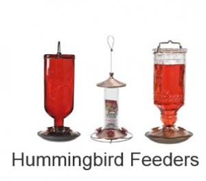 humming bird feeders