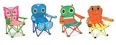 melissa and doug child chair