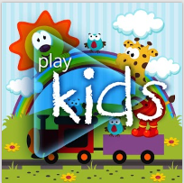 play kids rainbow collection