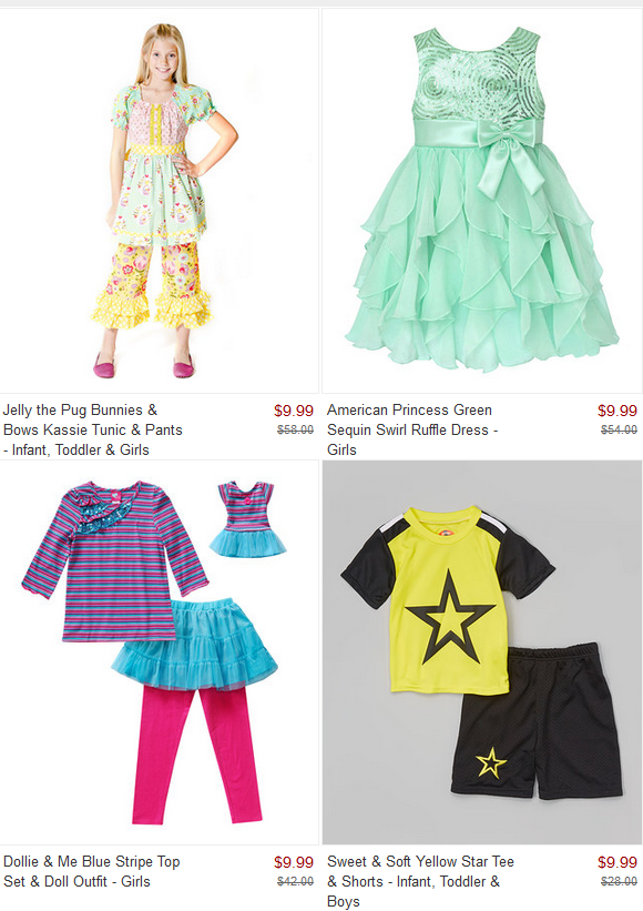 zulily $10 and under sale 1
