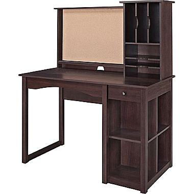Altra Dartmouth Desk and Hutch