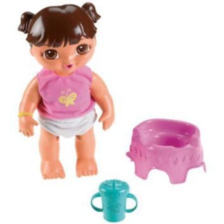 Fisher-Price Ready for Potty Dora Doll