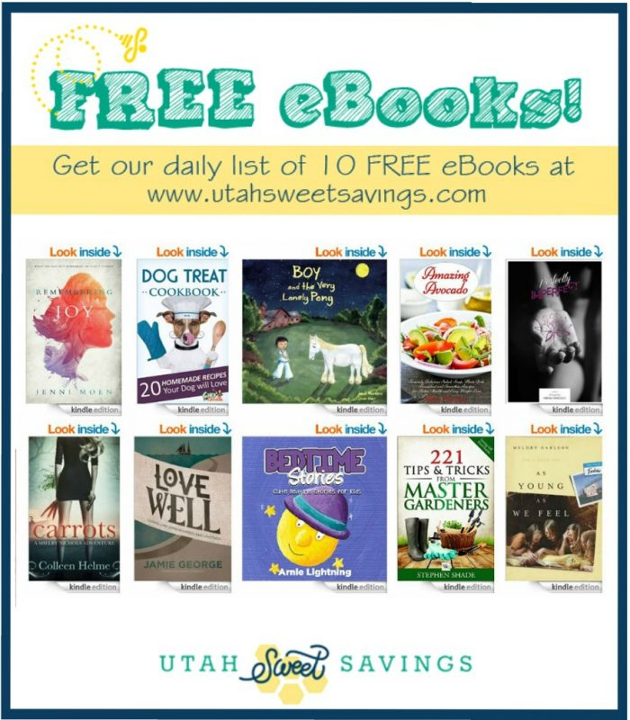 Free eBooks June 5