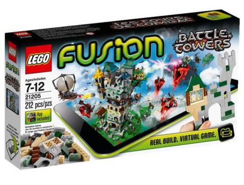 LEGO FUSION Battle Towers 21205