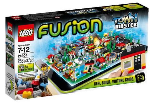 LEGO FUSION Town Master 21204