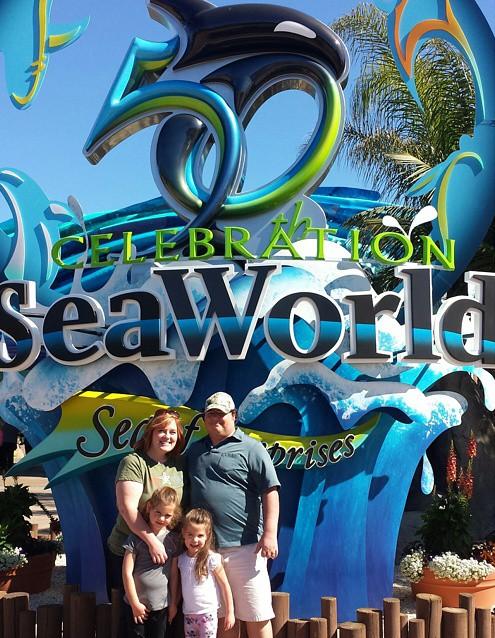 Sea World Fam