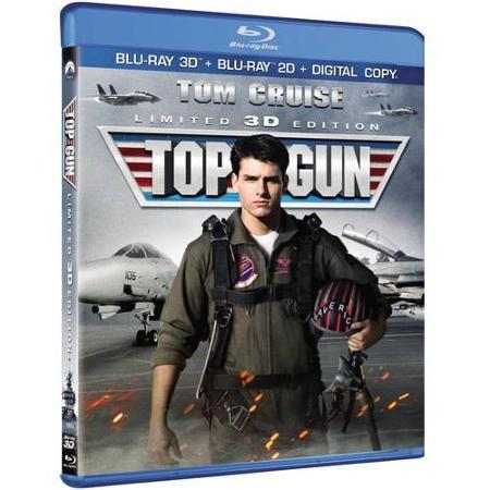 Top Gun (Blu-ray 3D + Blu-ray + DVD + VUDU Digital Copy)