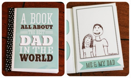 all about dad book