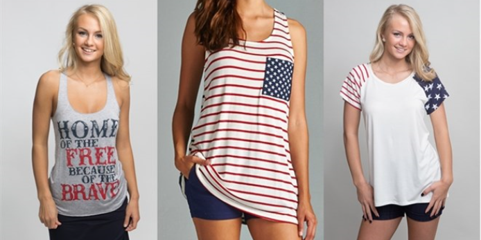 all american shirts