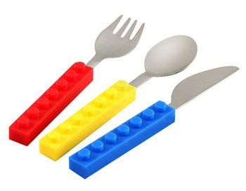 block utensil set