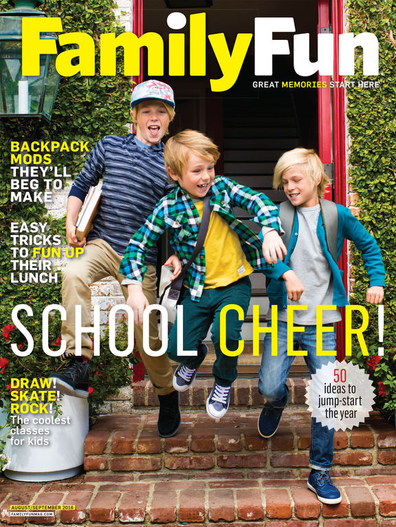 family fun cover