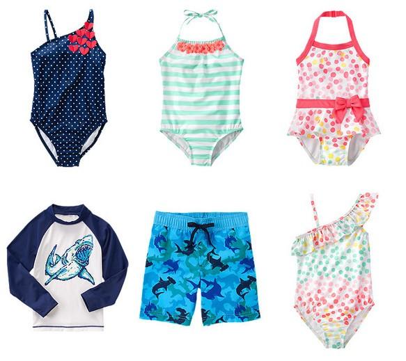 gymboree swim